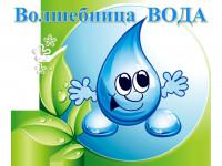 Педагогический проект «Юные туристы»  НОД по теме: «Волшебница вода»